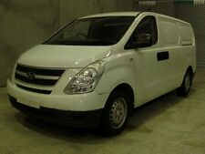 2009 Hyundai iLOAD TQ-V White Manual 5sp M Van