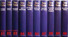 Perry Rhodan Blaue Edition Band 81 - 90