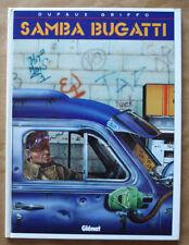 Samba Bugatti DUFAUX & GRIFFO éd Glénat Nov 1993 EO