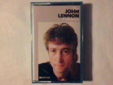 JOHN LENNON The collection mc cassette k7 ITALY BEATLES COME NUOVA LIKE NEW!!!