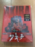 BCQA-0009 AKIRA 4K ULTRA HD Blu-ray & 2 Blu-ray Booklet Remastered Set