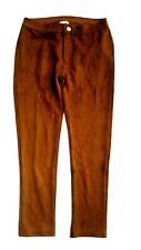 Niñas Pantalones Zara pantalón informal ceñido Chicas Imitación Gamuza 8-10y £ 19.99 tribal indio