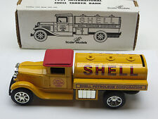 Ertl 1931 International Shell Petroleum Die Cast Bank Limited! #4017 sampler