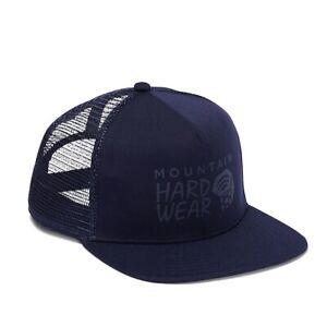 Mountain Hardwear Logo Trucker Hat Dark Zinc OneSize