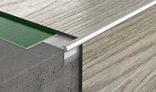 90 cm // 35.49'' 3 mm LVT OUTER CORNER VINYL FLOORING STAIR NOSING EDGE PROFILE