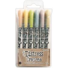 Tim Holtz Détresse Crayon Set-Set #8