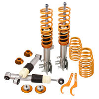Height Adjustable Coilovers Suspension for Fiat 500 Ford Ka Mk2 Fiat Panda Mk3