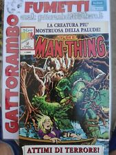 Play Book  collection the  Man-thing (6a)  - play Press magazzino