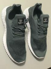 Men's Walking Breathable Light Knit Sports Shoes Casual Fashion Sneakers Size 10