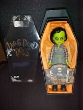 2005 Living Dead Doll Mishka - Series 16 #93104- Never removed from coffin box