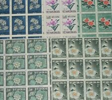 Mint Never Hinged/MNH Vietnamese Stamps