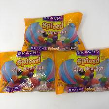 3 Bags Brach's Spiced Jelly Beans Bird Eggs Easter 8.25 Oz Ea Best By 01/2022