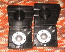 New Diaphragm Klipsch Tweeter K-76 K-79 Pair Titanium!!