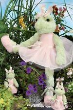 Bearington Bear Ballerina Frog JULIETTE PIROUETTE NEW