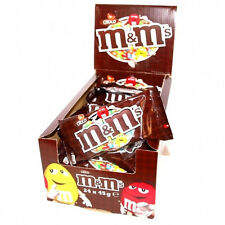 FULL BOX 24 Units M&M's Choco Chocolate Candy with Sugar Coating 1.08kg