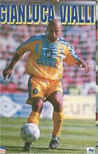 1996 Gianluca Vialli CHELSEA FC Original Starline Poster OOP
