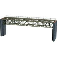 Noch Steel Bridge with Piers 67020 HO & OO Scale