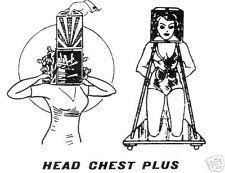 Head Chest Plus Illusion, Kleinillusion für die Bühne