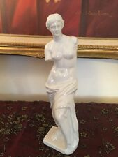 Vintage Ceramic Venus De Milo Signed 1965