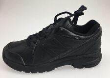 New Balance Boys KX624ABY Black Training Shoes 12,5 M