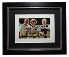 Christopher Timothy Signed 10x8 Framed Photo Autograph Display All Creatures COA