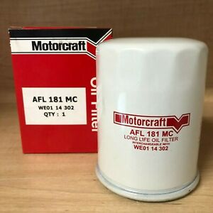 Genuine Ford Motorcraft Oil Filter PJ PK Ranger 2.5 & 3.0 Diesel 2006-2011