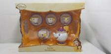 Disney Store Beauty Mrs Potts Tea Set Service with sound new