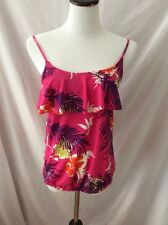 Old Navy Top ~ Jr. Medium ~ Thin Straps ~ Pink/Purple/Orange ~ Cute