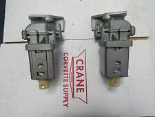 63-67 Corvette NEW COMPLETE ALL NEW PAIR HEADLIGHT MOTORS $635 sale