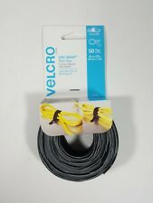 Velcro ONE WRAP Cord Organizer Ties Reusable 8 x .5 Inch Multicolor 5-Packs Lot