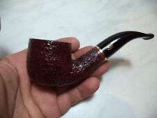 ROSSI BY SAVINELLI PIPA PIPE PFEIFE SMOKING MOD. SHORT (77) RUSTICA NEW