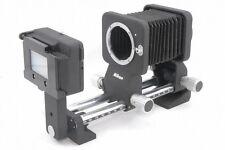 Nikon PB-5 Bellows W/Slide Copying Adapter PS-5 *N052201