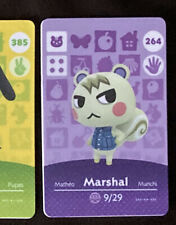 Animal Crossing: New Horizons Marshal Custom Amiibo Card