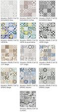 Mosaico cementine su rete 30x30cm