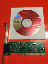 Scheda Computer GQ968 - Modem Interno - FAX - Assemblaggio