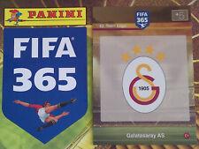 PANINI FIFA 365 2015 2016 TEAM LOGO GALATASARAY AS 82