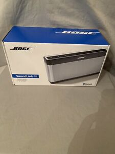 Bose Soundlink III Bluetooth Speaker - Silver #2