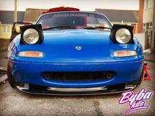 Fit Mazda MX5 MK1 NA GV Style Front Lip splitter miata
