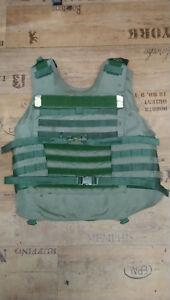 USA Surplus plate carrie soft filler size XL 1997  Field Gear Militaria  Pre