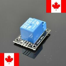 5V Single Channel Relay Adapter Module for Arduino UNO Mega SHIPS FROM CANADA