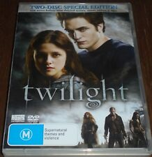 TWILIGHT DVD -TWO DISC SPECIAL EDITION- REGION 4