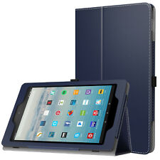 Moko For Amazon Kindle Fire HD 10 7th 2017 Smart Flip Leather Stand Tablet Case