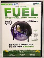 Fuel: Change Your Fuel ... Change Your World (DVD, 2010) REGION 0 WORLDWIDE!