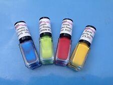 Honda Touch Up Brush Paint Tradditional Blue PB171M  2 Bottle System