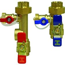 Watts Service Valve Kit for Tankless Water Heater (LFTWH-FT-HCN)