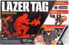 Lazer Tag Single Blaster Nerf Orange & White Works With iPhone & Ipod Touch NIB