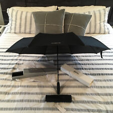 PORSCHE DESIGN CAR FIT (36.5 INCH/93CM) AUTOMATIC OPENING UMBRELLA. NIBWS.