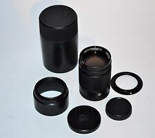 NEAR EXC! RUSSIAN USSR TELEPHOTO JUPITER-37A f3.5/135mm LENS M42 mount (ITEM №3)