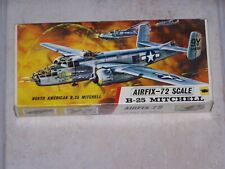 Maquette AIRFIX 1/72ème NORTH AMERICAN B-25 MITCHELL