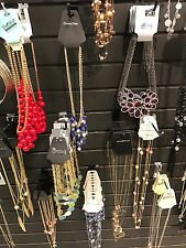 New Lot Of 100 Mix Fashion Jewelry Necklaces Earrings Bracelets Rings USA Seller